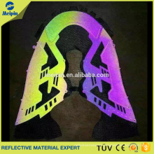 High Visible Custom Reflective Garment TPU Label